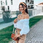 Mariana Sofia - Influencer l Moda l Fotografia