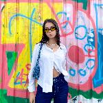 Blogger  Marta Luis - Criadora de Conteúdo de Moda e Beleza.